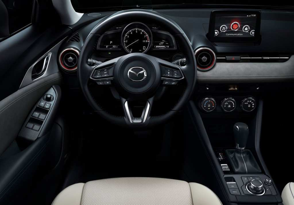 17 Concept of Mazda Cx 3 2020 Interior Release with Mazda Cx 3 2020 Interior