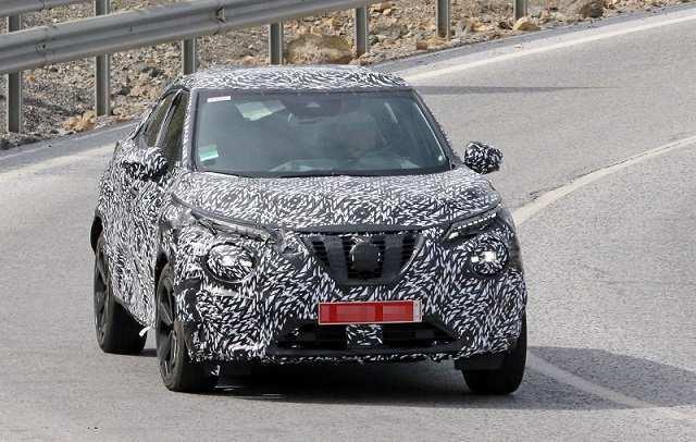 17 Concept of Nissan Juke 2020 Spy Shots New Concept by Nissan Juke 2020 Spy Shots