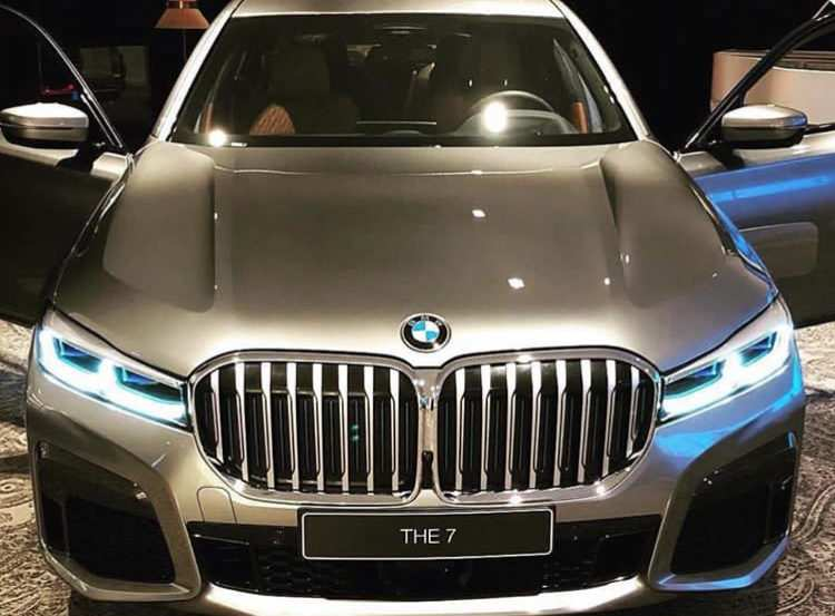 17 Gallery of 2020 BMW 7 Series Lci Specs for 2020 BMW 7 Series Lci