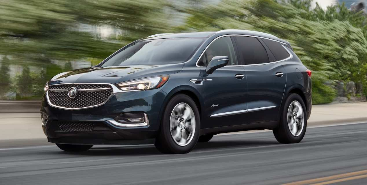 17 Gallery of 2020 Buick Enclave Price Spesification for 2020 Buick Enclave Price
