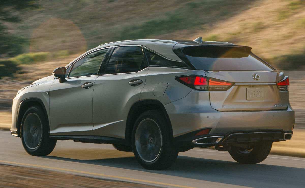 17 Gallery of Lexus Rx Update 2020 New Concept for Lexus Rx Update 2020