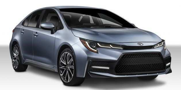17 Gallery of Toyota Altis 2020 Thailand Images for Toyota Altis 2020 Thailand