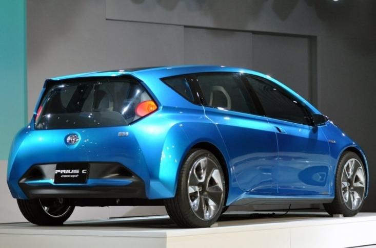 17 Gallery of Toyota Prius C 2020 Interior for Toyota Prius C 2020