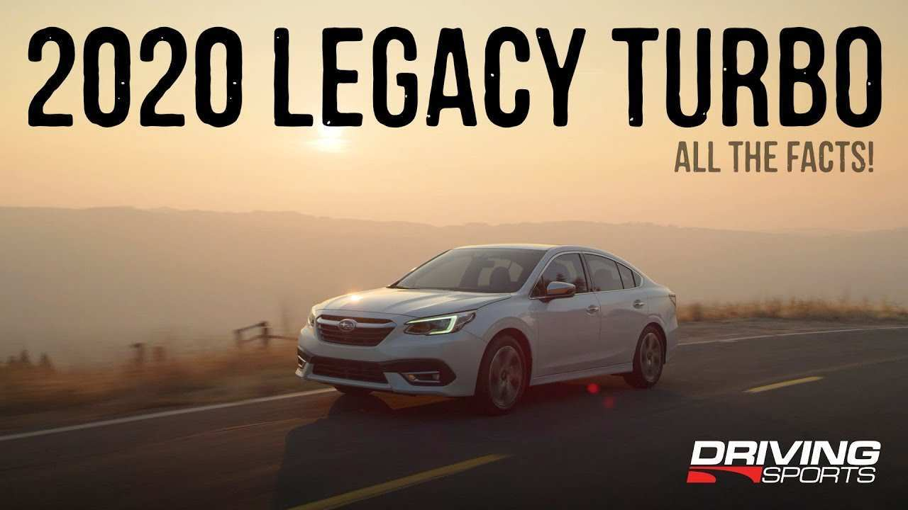 17 Great 2020 Subaru Legacy Youtube Release Date with 2020 Subaru Legacy Youtube