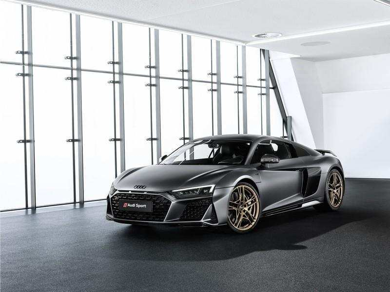 17 New 2020 Audi R8 V10 Performance Performance and New Engine by 2020 Audi R8 V10 Performance