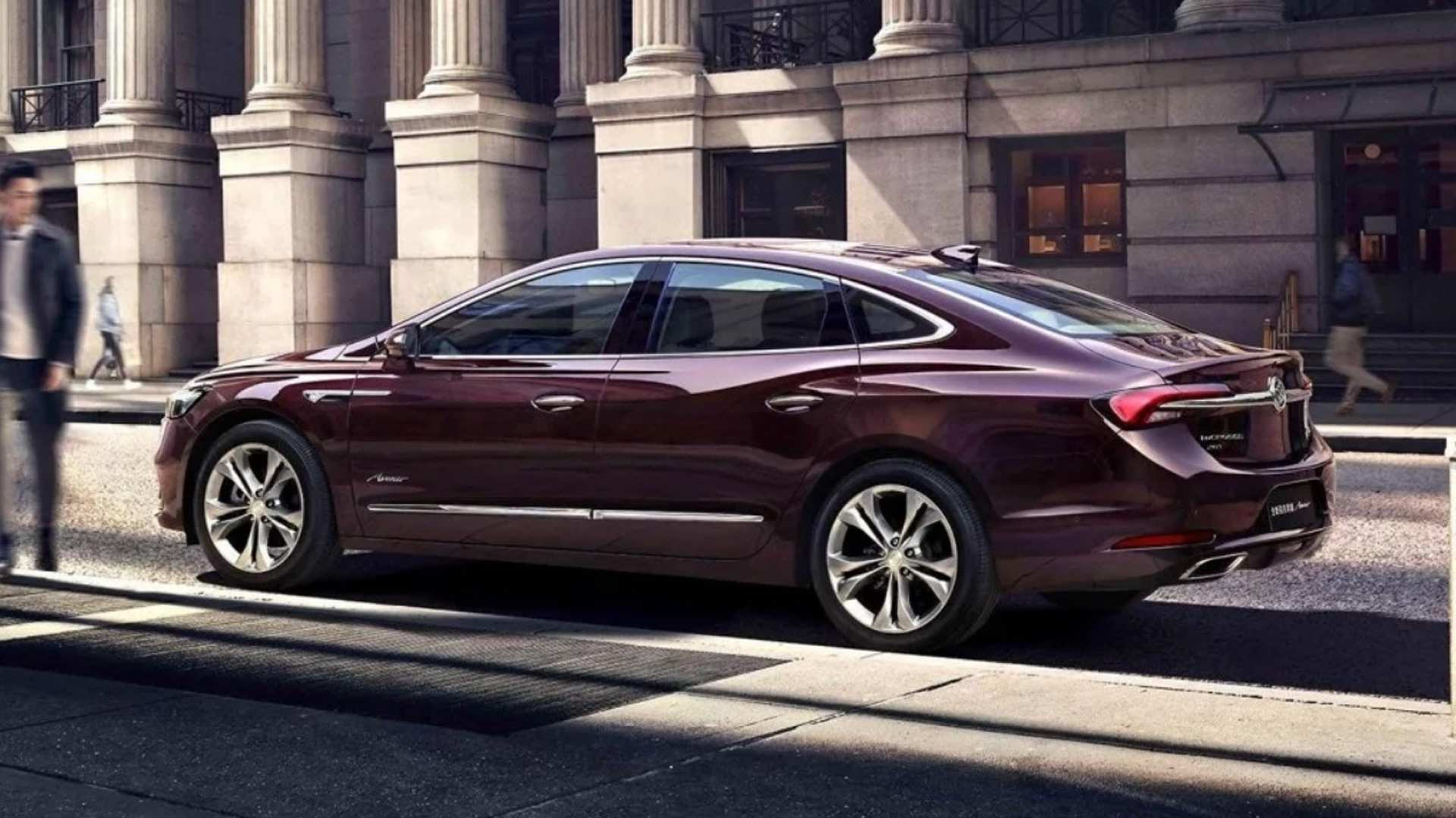 17 New 2020 Buick Lacrosse Pictures Model for 2020 Buick Lacrosse Pictures
