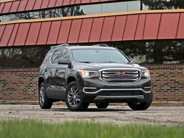 17 New 2020 Gmc Acadia Length Reviews by 2020 Gmc Acadia Length