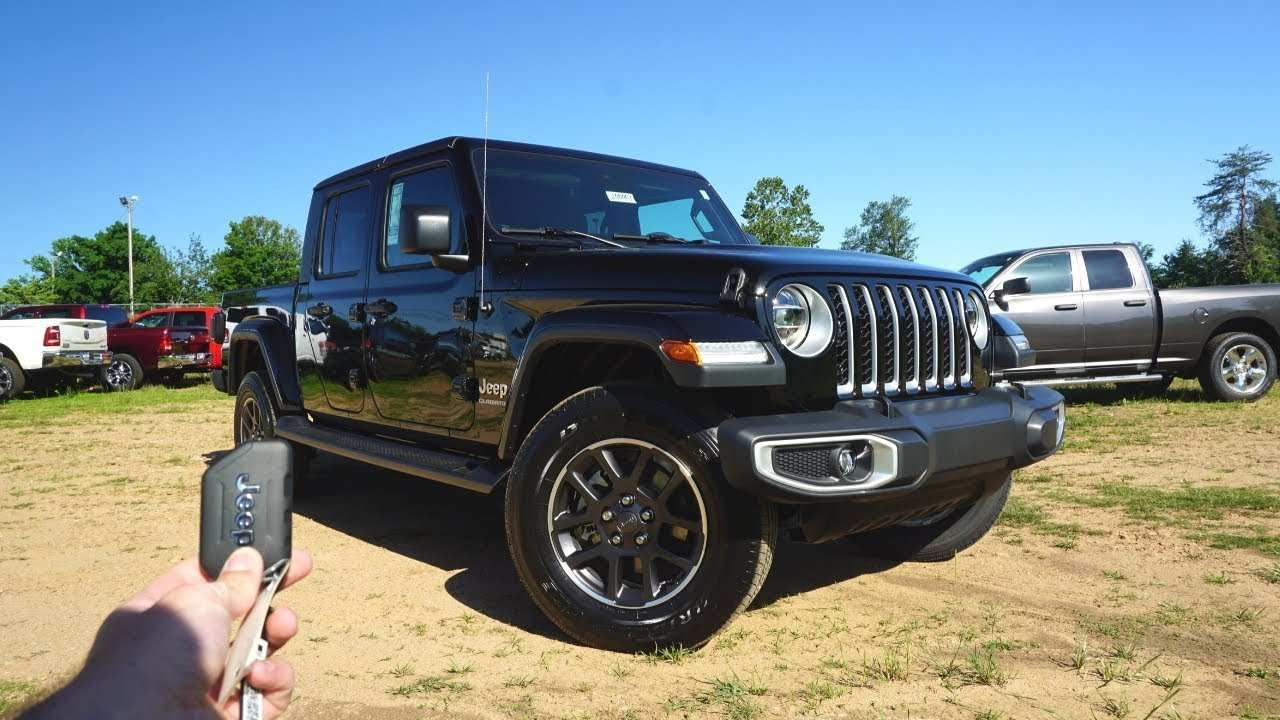17 New 2020 Jeep Gladiator Overland Youtube Picture with 2020 Jeep Gladiator Overland Youtube