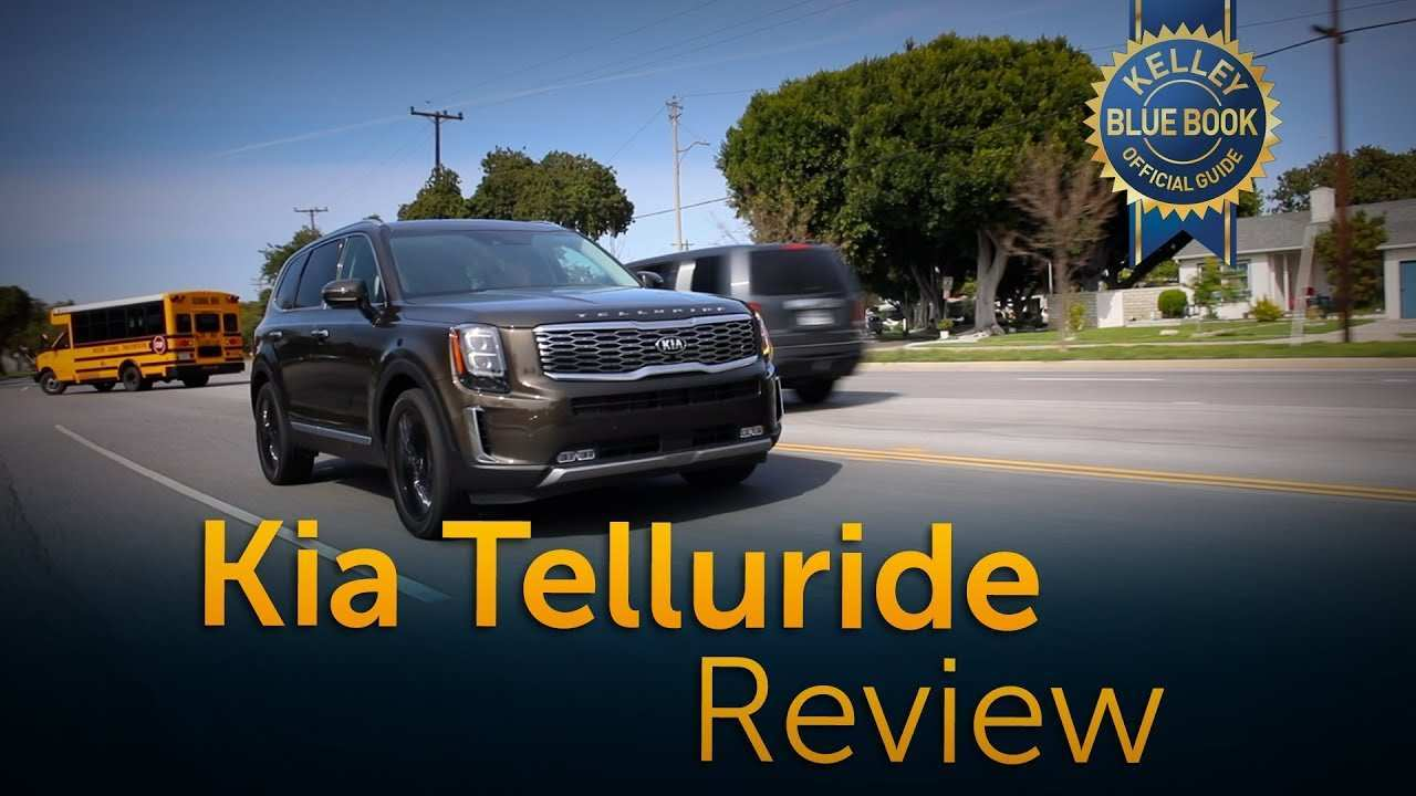 17 New 2020 Kia Telluride Review Youtube Pricing by 2020 Kia Telluride Review Youtube