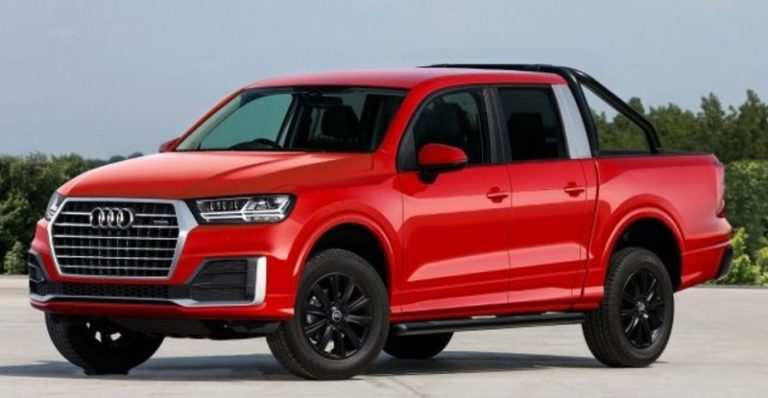 17 New Audi Truck 2020 Specs and Review for Audi Truck 2020