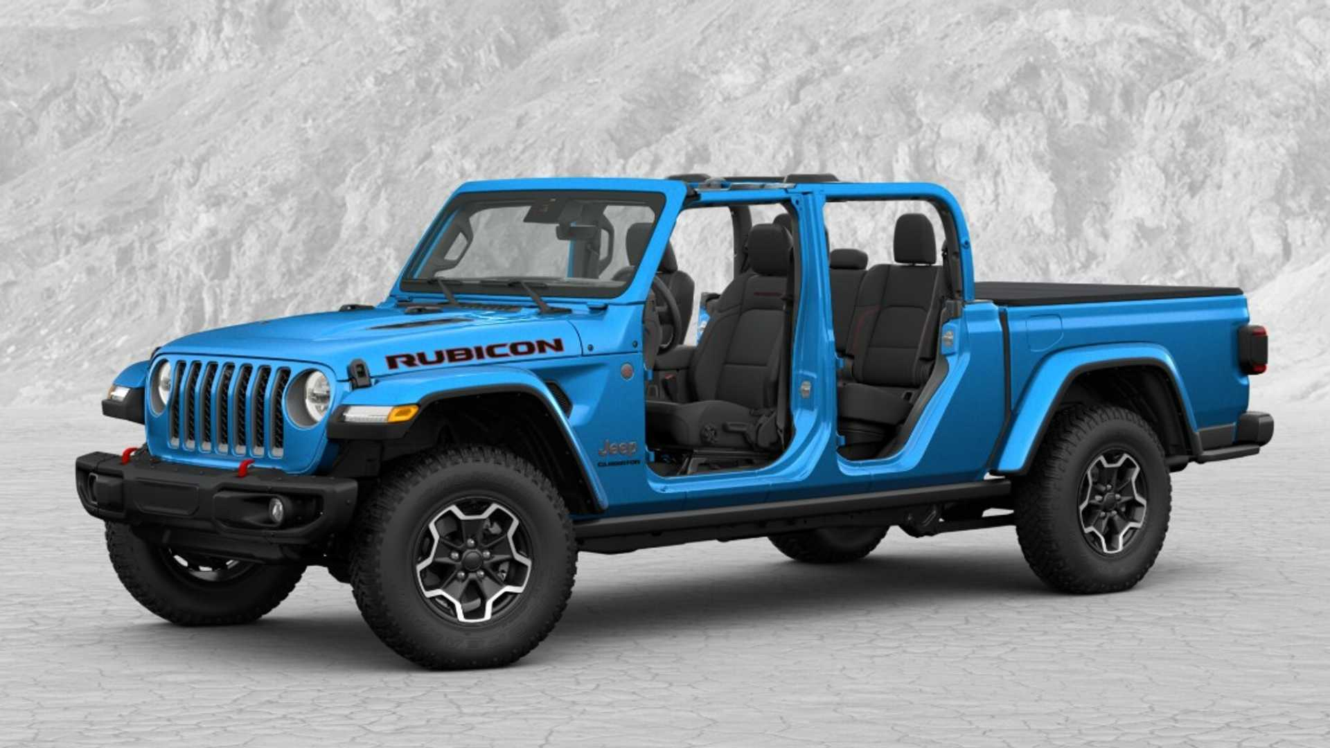 17 New Price Of 2020 Jeep Gladiator Spesification for Price Of 2020 Jeep Gladiator