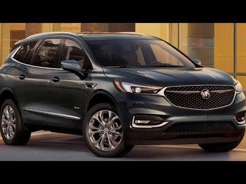 17 The 2020 Buick Enclave Avenir Colors Rumors with 2020 Buick Enclave Avenir Colors