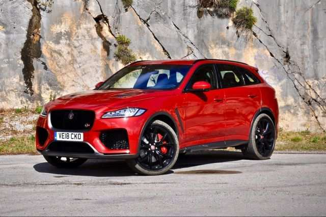 17 The Jaguar F Pace 2020 First Drive by Jaguar F Pace 2020