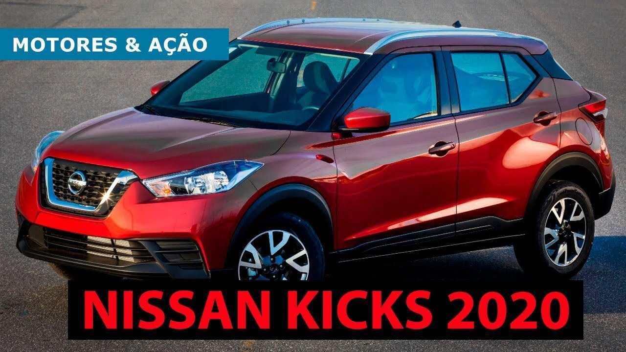 17 The Nissan Kicks 2020 Lançamento Exterior and Interior for Nissan Kicks 2020 Lançamento