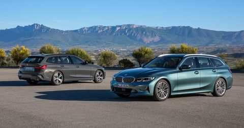 18 All New BMW 3 Series Touring 2020 Overview by BMW 3 Series Touring 2020
