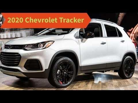 18 All New Chevrolet Tracker 2020 Ficha Tecnica Price and Review for Chevrolet Tracker 2020 Ficha Tecnica