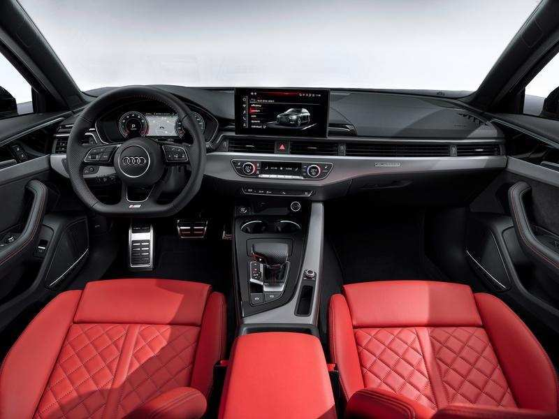 18 All New New Audi A4 2020 Interior New Concept by New Audi A4 2020 Interior