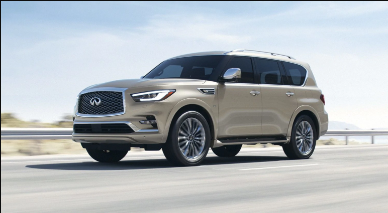 18 Best Review 2020 Infiniti Qx80 Monograph Release Date Exterior by 2020 Infiniti Qx80 Monograph Release Date