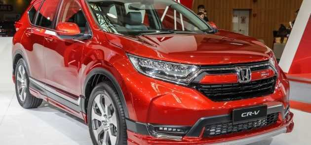 18 Best Review Honda Brv 2020 Malaysia Performance and New Engine for Honda Brv 2020 Malaysia
