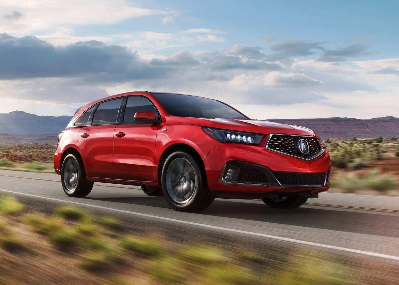 18 Gallery of 2020 Acura Mdx Spy Shots Rumors for 2020 Acura Mdx Spy Shots