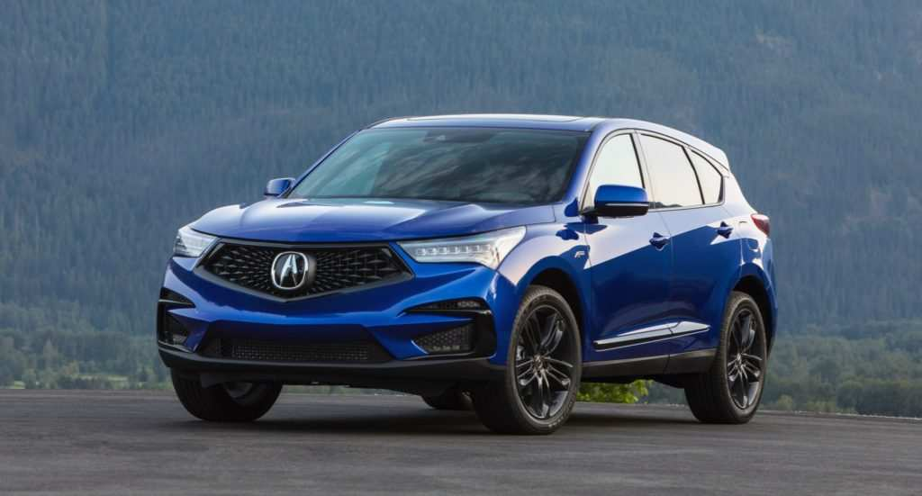 18 Gallery of Acura Rdx 2020 Review New Concept by Acura Rdx 2020 Review