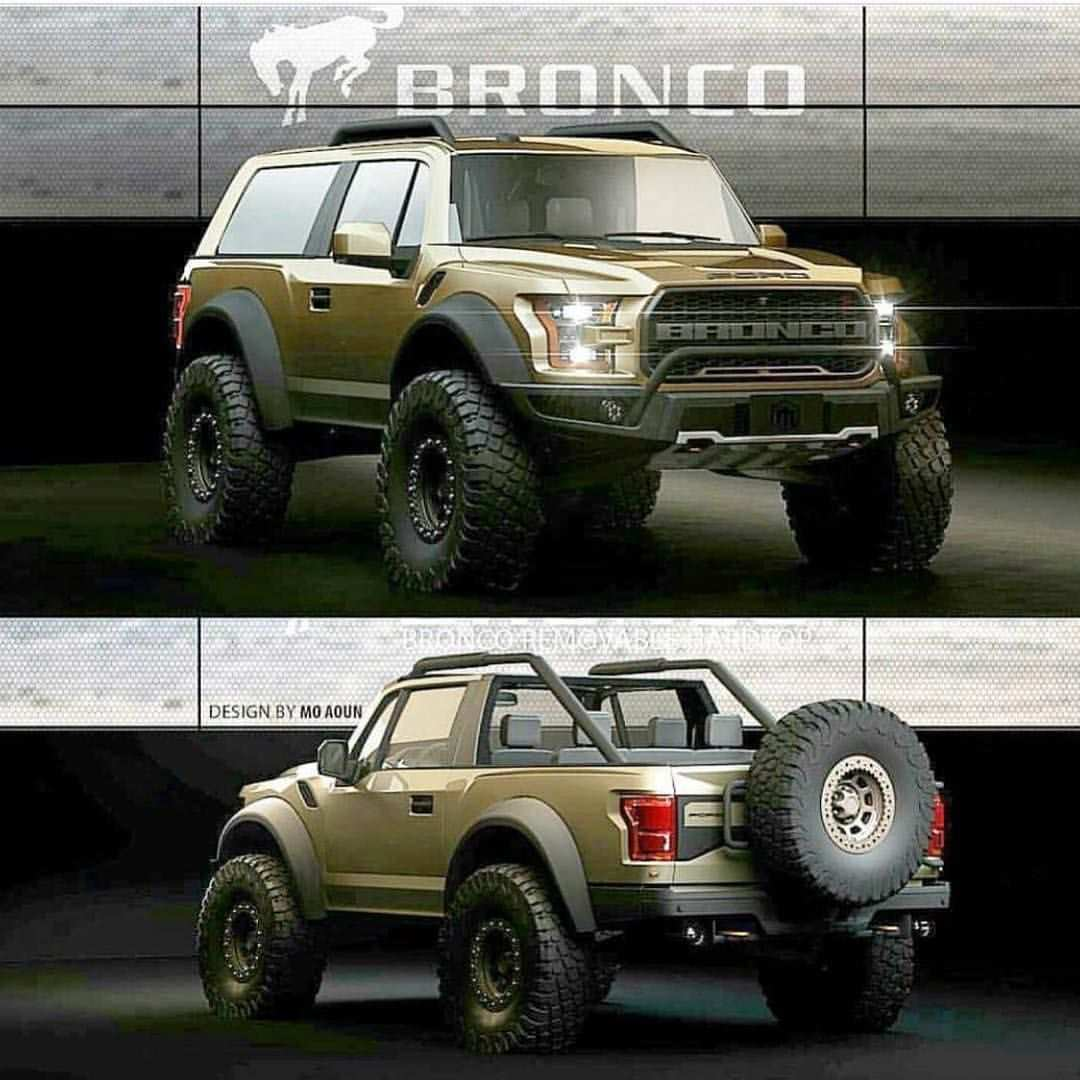 18 Great Toyota Bronco 2020 Redesign and Concept for Toyota Bronco 2020