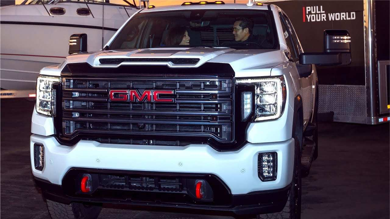 18 New 2020 Gmc 3500 Gas Engine Price and Review for 2020 Gmc 3500 Gas Engine