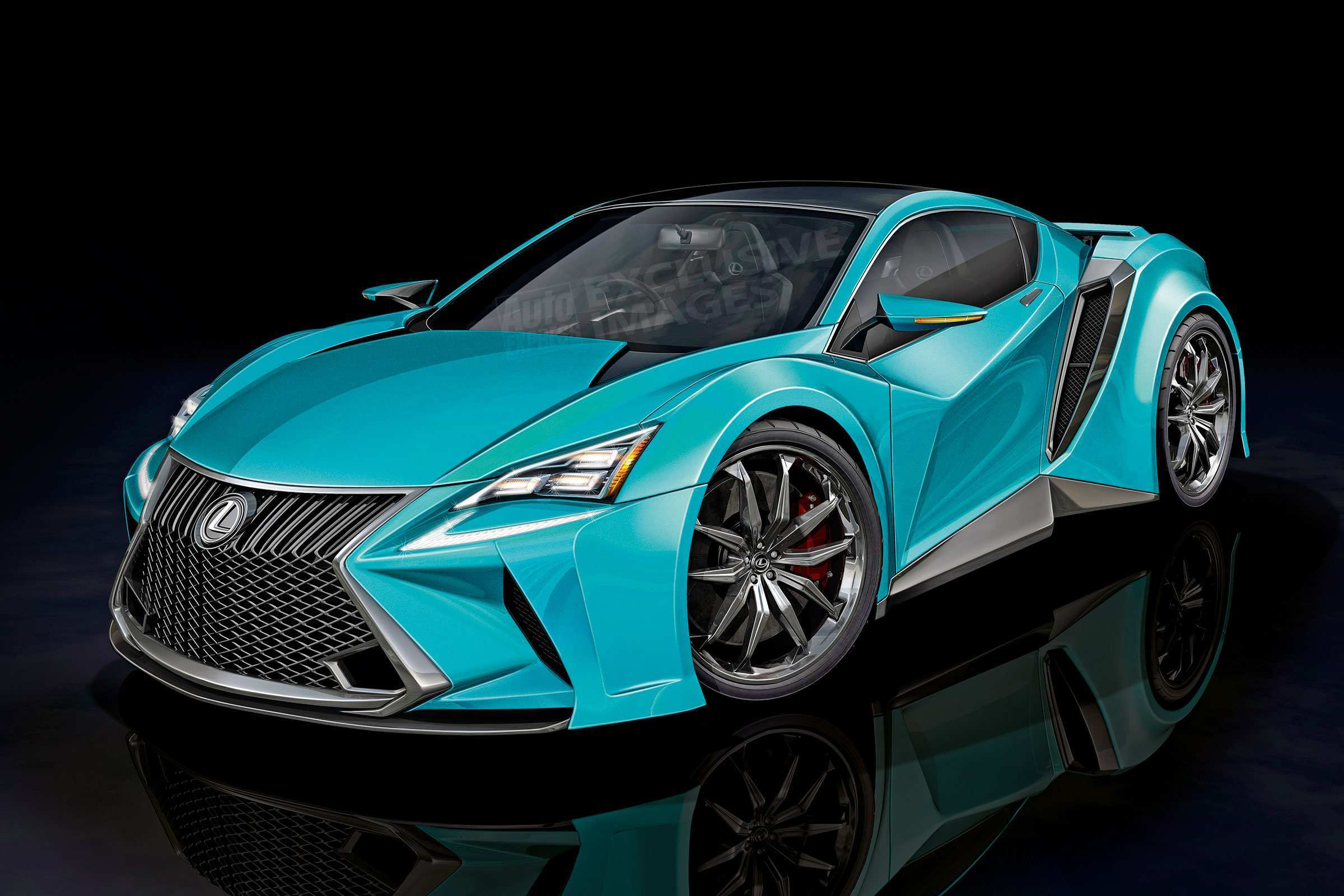 18 New Lexus Supercar 2020 Model by Lexus Supercar 2020