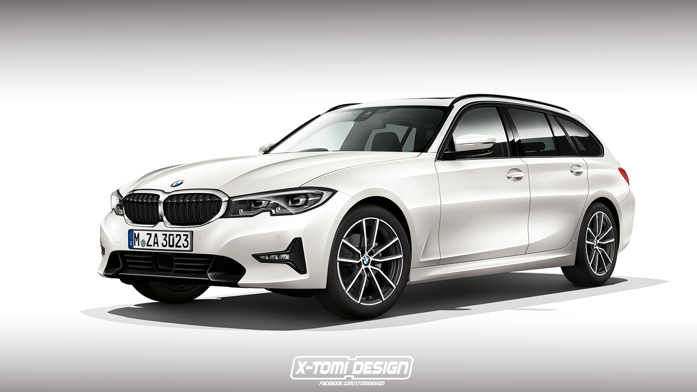 18 New New BMW 3 Series Touring 2020 Photos for New BMW 3 Series Touring 2020