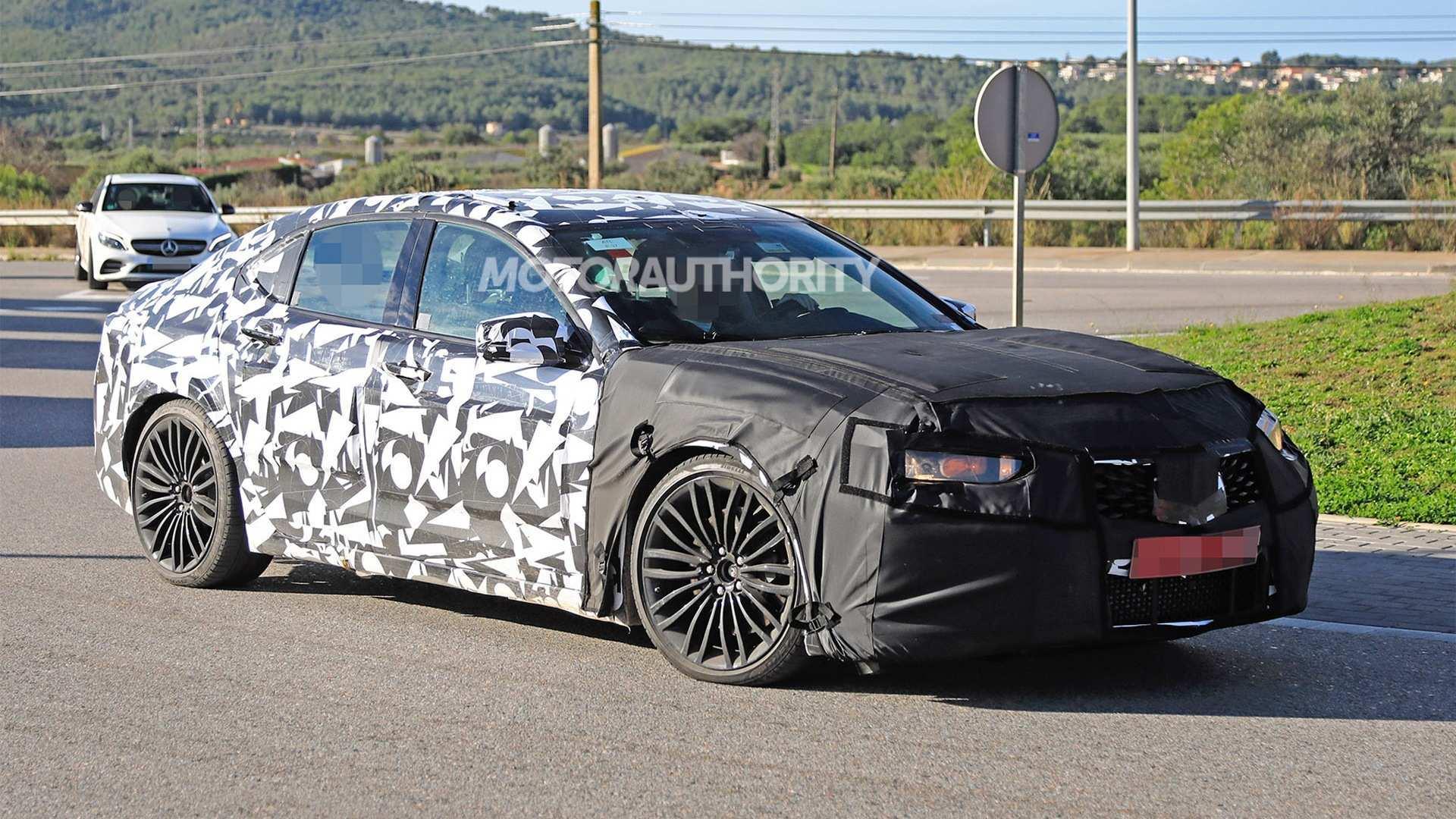 18 The 2020 Acura Mdx Spy Shots Spesification with 2020 Acura Mdx Spy Shots