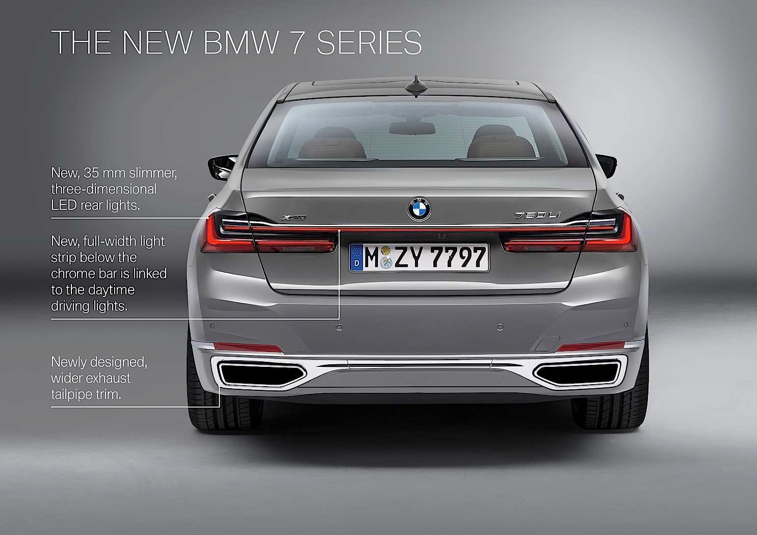 18 The 2020 BMW 7 Series Lci Performance and New Engine by 2020 BMW 7 Series Lci