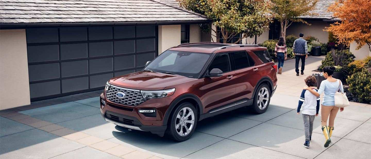 18 The Ford New Explorer 2020 Pictures for Ford New Explorer 2020