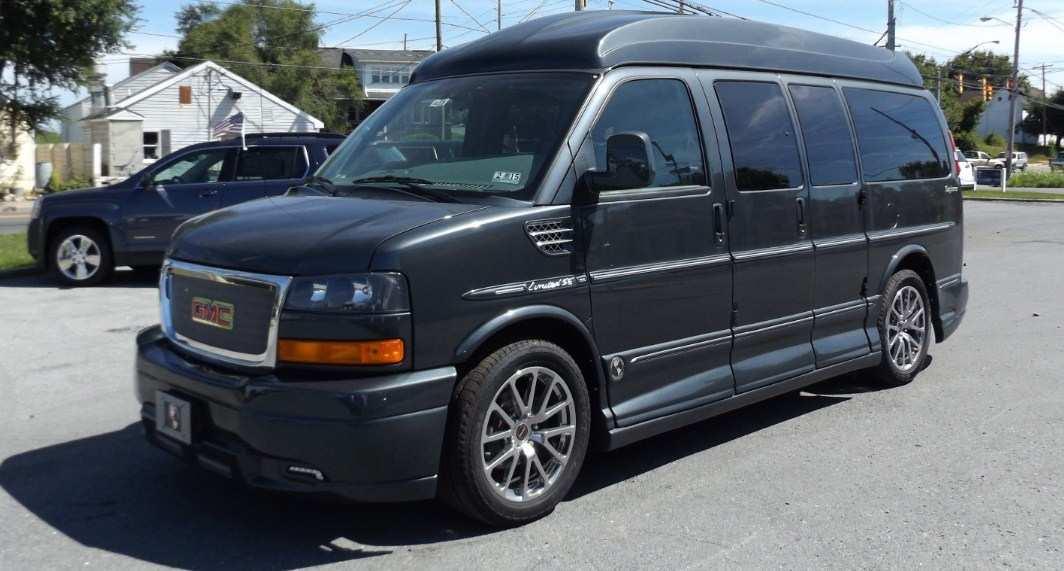 18 The Gmc Van 2020 Release Date with Gmc Van 2020
