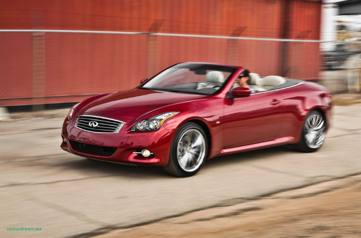 18 The Infiniti Convertible 2020 Overview for Infiniti Convertible 2020