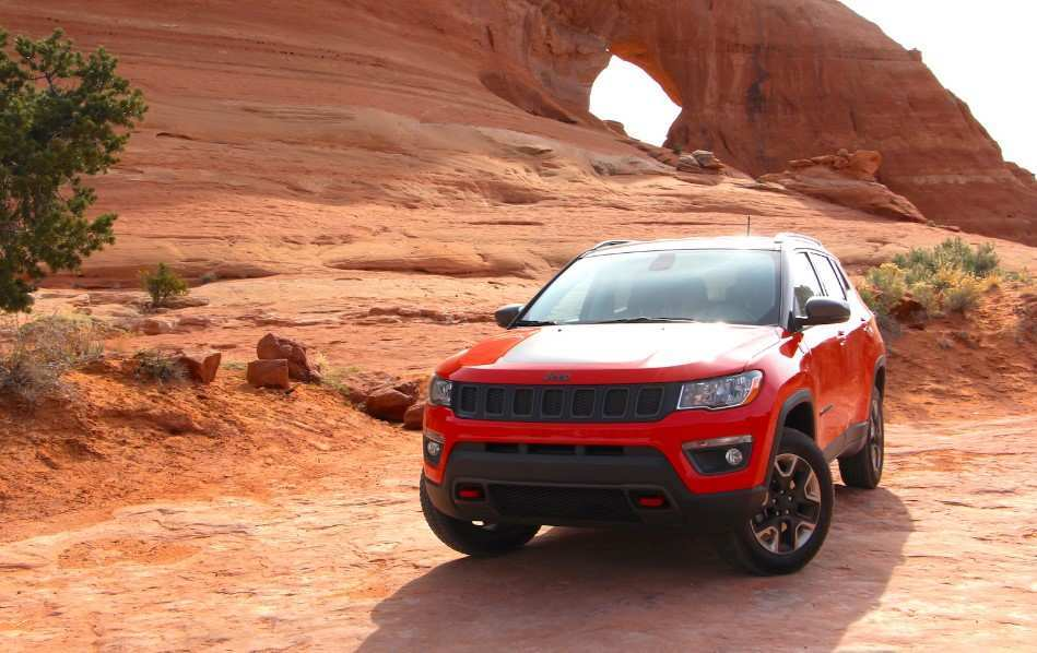 18 The Jeep Cherokee Trailhawk 2020 Picture for Jeep Cherokee Trailhawk 2020