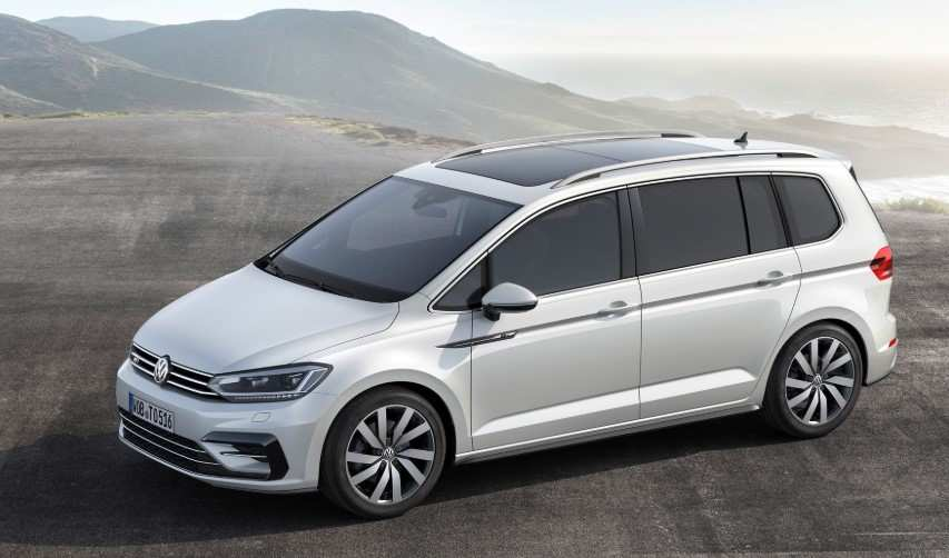 18 The Volkswagen Touran 2020 First Drive with Volkswagen Touran 2020