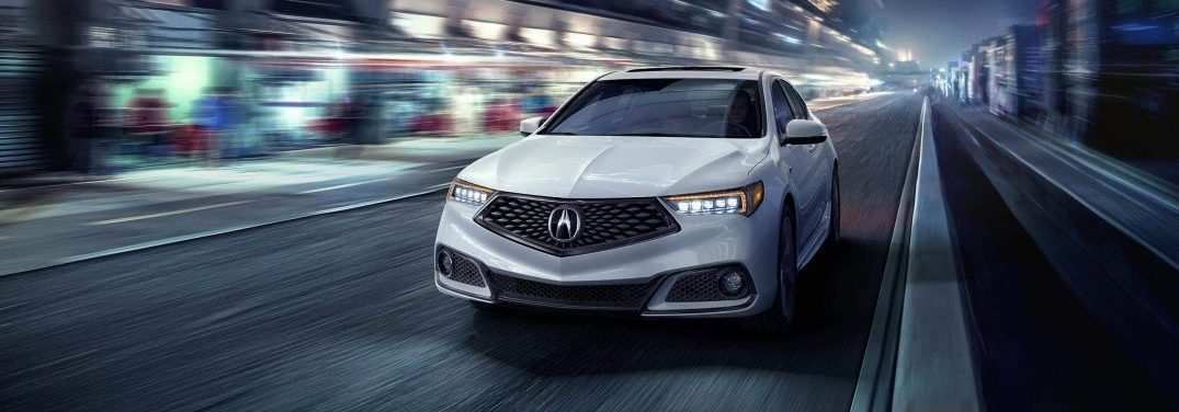 18 The When Does The 2020 Acura Tlx Come Out Release by When Does The 2020 Acura Tlx Come Out