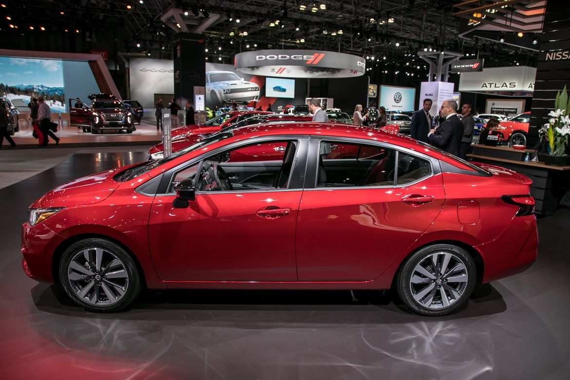 19 All New 2020 Nissan Versa Hatchback Overview for 2020 Nissan Versa Hatchback