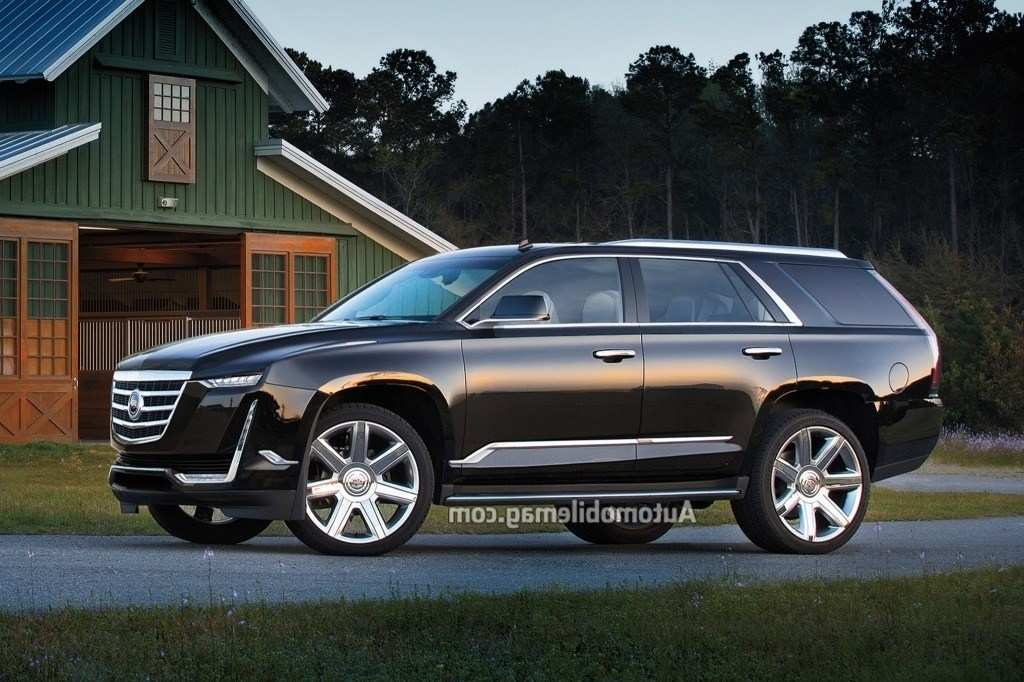 19 All New Cadillac Pickup Truck 2020 Spy Shoot for Cadillac Pickup Truck 2020