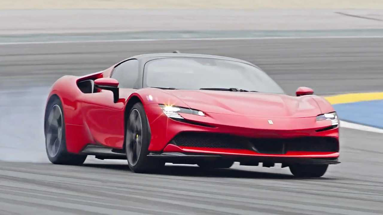 19 All New Ferrari V 2020 Speed Test by Ferrari V 2020