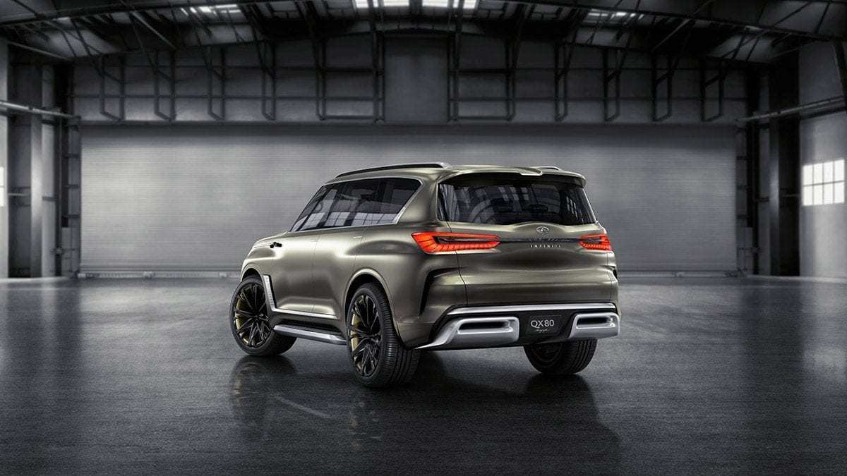 19 All New Infiniti Qx80 2020 Reviews with Infiniti Qx80 2020