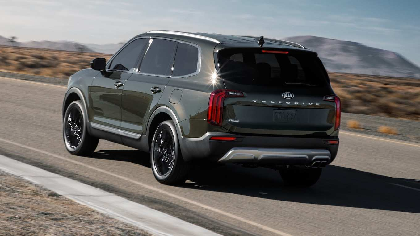 19 All New Kia Telluride 2020 Redesign by Kia Telluride 2020