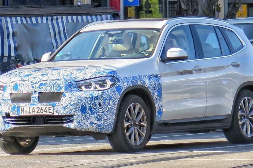 19 Best Review BMW Electric Vehicle 2020 Spy Shoot with BMW Electric Vehicle 2020