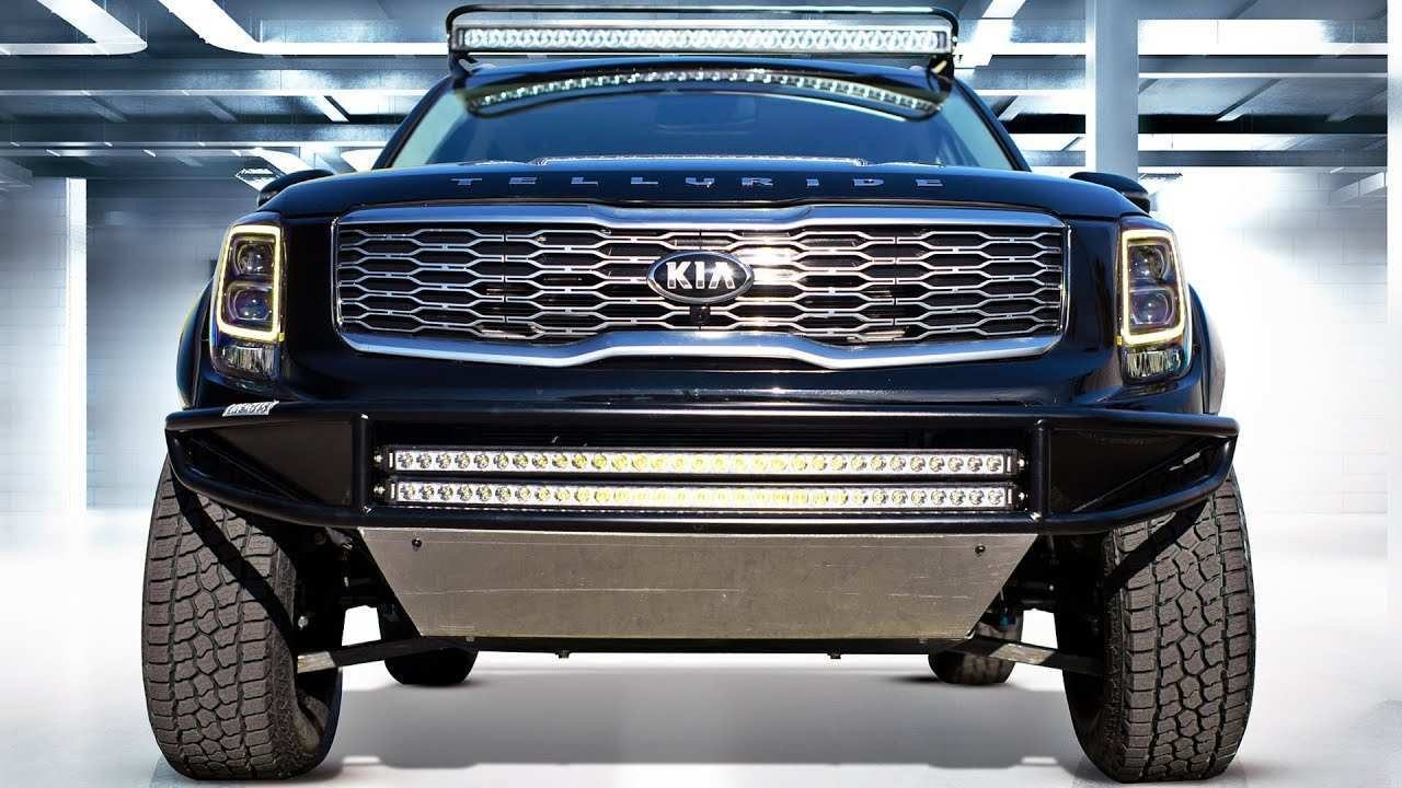 19 Best Review Build A 2020 Kia Telluride History for Build A 2020 Kia Telluride