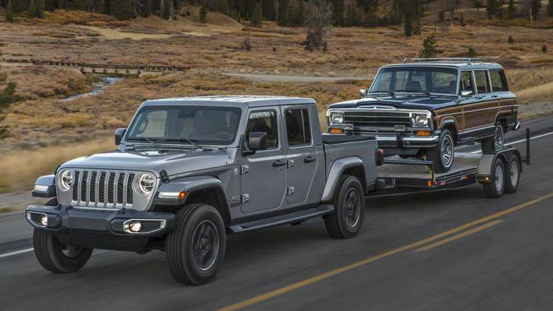 19 Best Review Jeep Gladiator Mpg 2020 Spy Shoot for Jeep Gladiator Mpg 2020