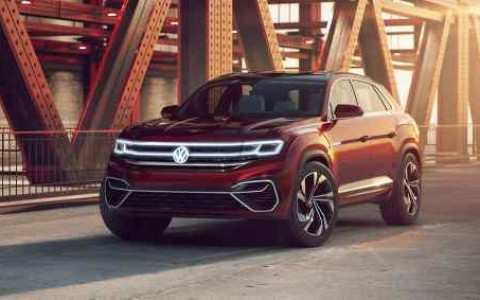 19 Concept of 2020 Volkswagen Teramont X Research New by 2020 Volkswagen Teramont X