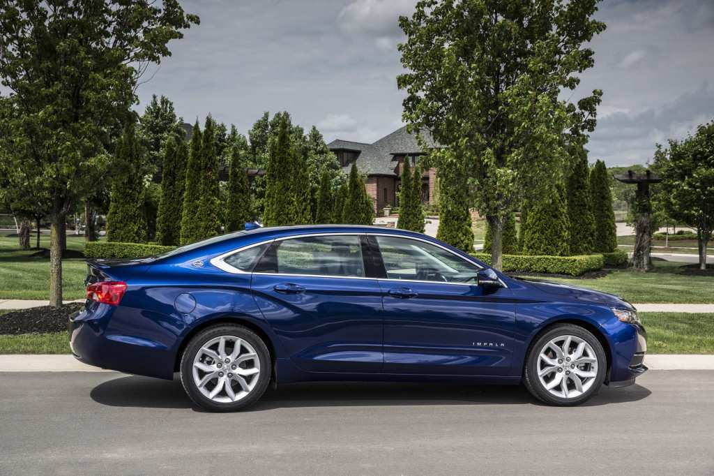 19 Concept of Chevrolet Impala 2020 Speed Test for Chevrolet Impala 2020