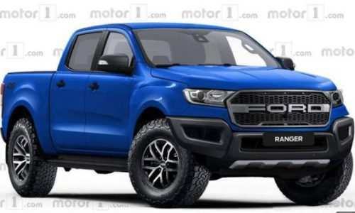 19 Concept of Ford Ranger Raptor 2020 Photos with Ford Ranger Raptor 2020