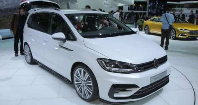 19 Concept of Volkswagen Touran 2020 Pictures for Volkswagen Touran 2020