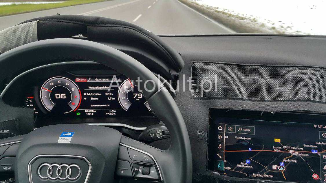 19 Gallery of 2020 Audi Q3 Interior Style by 2020 Audi Q3 Interior